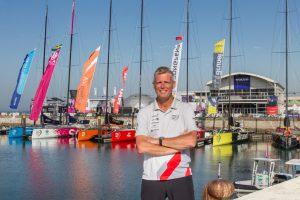 Tom Touber. COO Volvo Ocean Race