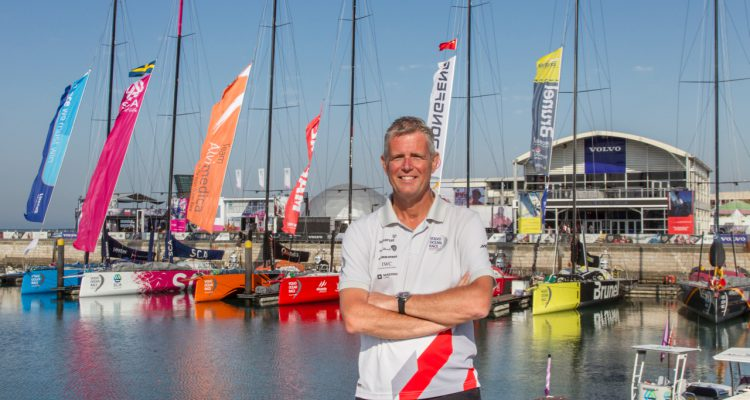 Tom Touber. COO Volvo Ocean Race